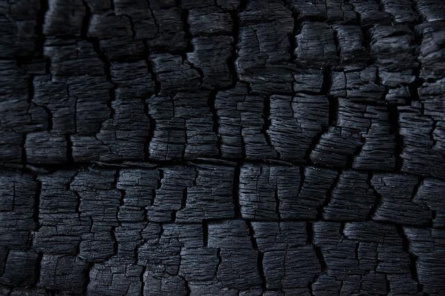 jak zrobic węgiel drzewny - tlo