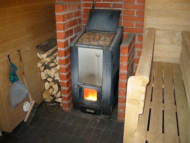 Piec – ogrzewanie na drewno